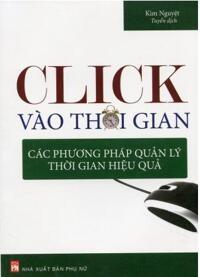 Click vào thời gian - Các phương pháp quản lý thời gian hiệu quả - Kim Nguyệt