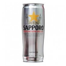 Bia Sapporo Premium 650 ml - 1 lon