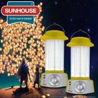 Đèn tích điện xách tay Sunhouse SHLU3602 (SH LU3602)