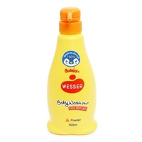 Sữa tắm gội Wesser 500ml