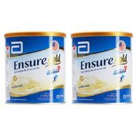 Bộ 2 sữa bột Abbott Ensure Gold - hộp 400g