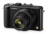 Máy ảnh kỹ thuật số Panasonic DMC-LX7 - 10.1
