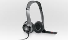tai nghe Logitech headset H530 nhạc gồm Micro