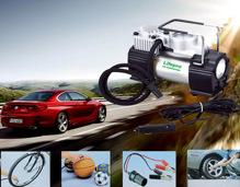 Máy bơm lốp xe ô tô Lifepro nhỏ gọn, tiện dụng, cứu hộ tiện ích ...