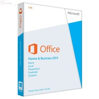Phần mềm MS Office Home and Business 2013 32-bit/x64 English(T5D-01595)