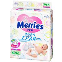 Tã giấy Merries S90 (S-90) - 90 miếng