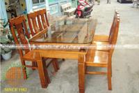 Bộ bàn ăn 6 ghế EPA-134