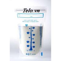 Túi đựng sữa mẹ Unimom UM870169 - 210ml, không có BPA