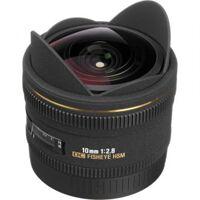 Ống kính Sigma 10mm F2.8 EX DC Fisheye HSM