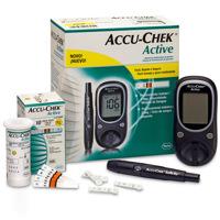 Máy đo đường huyết Acucheck Active