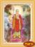 Tranh thêu chữ thập tôn giáo DLH-YA808