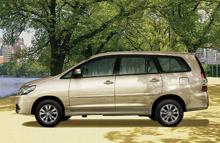 Xe Ô tô Toyota Innova V AT