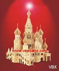 Ghép nhà thờ St.Petersburg [VBX]