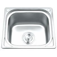 Chậu rửa bát 1 hố Gorlde GD010 (GD-010)