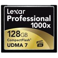 Thẻ nhớ CF Lexar 128GB 1066x Professional Series UDMA7 CompactFlash