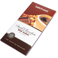 Thanh Socola Dark Chocolate with Coffee 58% - 100g