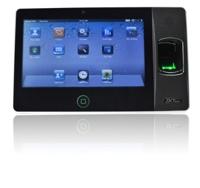 Máy chấm công vân tay, thẻ cảm ứng và hình chụp Teco BIO 100