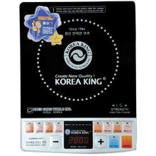 Bếp từ korea king kirc 2112s 2000w