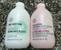 Sữa tắm trắng da Theron