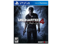 Đĩa game Uncharted 4 PCAS-02022E