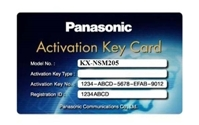 Activation key mở rộng tổng đài Panasonic KX-NSM205