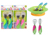 Bộ thìa dĩa tập ăn Munchkin Multi Grip Toddler Fork & Spoon