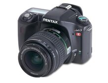 Máy ảnh DSLR Pentax DL 18-55mm - 3008 x 2008 pixels