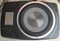 Loa Bass gầm ghế MBQ, siêu trầm