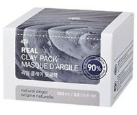 Mặt Nạ Bùn Đen The Face Shop Real Clay Pack