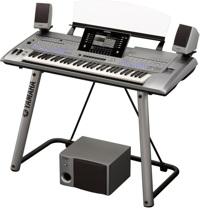 Đàn Organ Yamaha Tyros 5 - 61 Phím