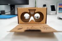 Kính thực tế ảo Google Cardboard phiên bản 2