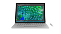 "Laptop Microsoft Surface Book Core i7-6650U, 2.2Ghz, 8G RAM, 256G SSD, 13.5"" PixelSence Display (3000x2000), Touch Screen, Window 10 Pro"