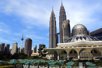 Tour du lịch Hà Nội - Singapore - Thái Lan - Malaysia