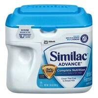 Sữa bột Abbott Similac Advance Complete Nutrition - hộp 658g (dành cho trẻ từ 0 - 12 tháng)