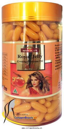 Sữa ong chúa Royal Jelly 2600mg