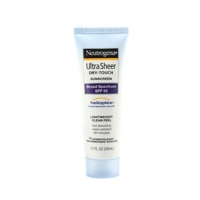 Kem chống nắng Neutrogena Ultra Sheer Dry Touch Sunscreen Broad Spectrum SPF 55 29ml
