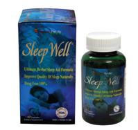 Viên nang hỗ trợ giấc ngủ Sleep Well