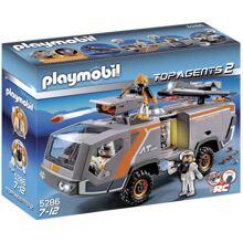 Mô hình Siêu xe của điệp viên Playmobil 5286