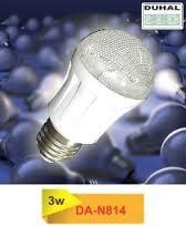 Bóng đèn Led Duhal DA-N814 3W