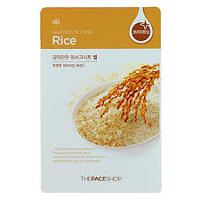 Mặt nạ The Face Shop Real Nature Mask Rice