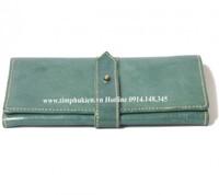 Bóp da nữ cầm tay thời trang Handmade BL00022