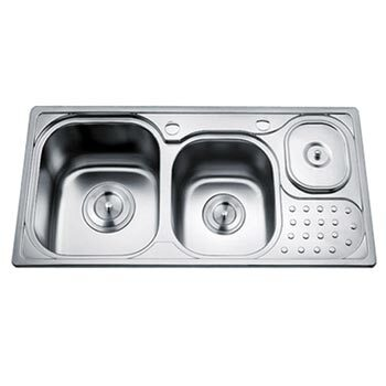 Chậu rửa bát Inox Gorlde GD5203 (GD-5203)