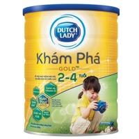 Sữa bột Dutch Lady Cô gái Hà Lan Khám Phá Gold - hộp 900g (dành cho trẻ từ 2-4 tuổi)