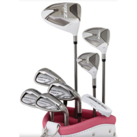 Bộ gậy golf fullset Nữ TaylorMade RBZ SL