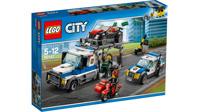 Bộ đồ chơi Lego CIty 60143 - Xe Vận Chuyển Phi Pháp