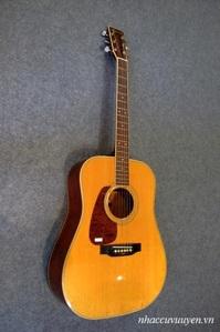 Đàn Guitar Acoustic tay trái Morris MD-507 - Màu N/ TS