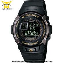 Đồng hồ casio nam dây nhựa dẻo G-7710