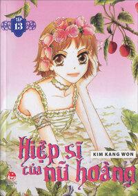 Hiệp Sĩ Của Nữ Hoàng - Tập 13 Tác giả Kim Kang Won