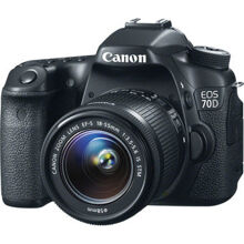 Máy ảnh DSLR Canon EOS 70D (EF-S18-55 IS STM) Kit