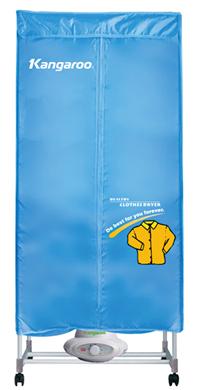 Máy sấy quần áo Kangaroo KG332 (KG-332) 4kg 1000W